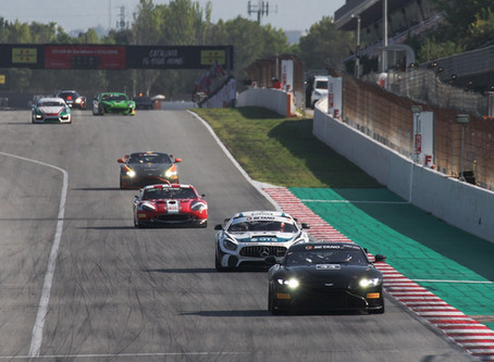 El GT4 South European Series se estrena en Portugal
