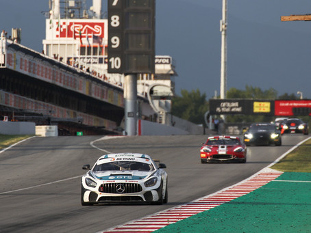 Portuguese drivers shine in Barcelona