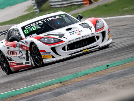 NM Racing Team to make GT4 South European Series debut with Ginetta machinery at Jarama