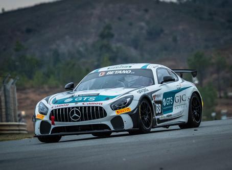 Primeiros títulos das GT4 South European Series decididos