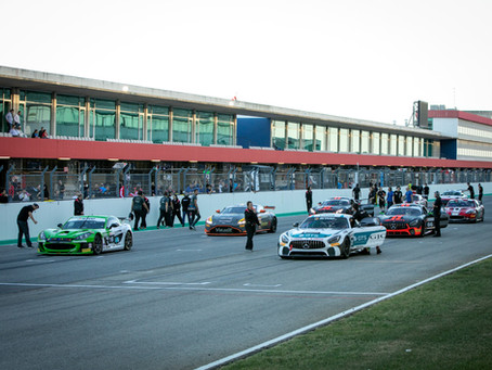 GT4 South European Series season comes to an end in a historic track