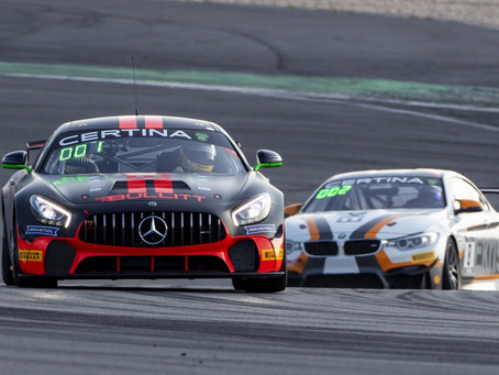 Bullitt Racing to enter GT4 SES' Portuguese rounds