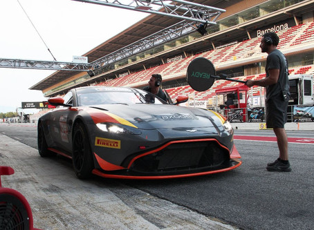Team Virage enters one Aston Martin for strong driver pairing in Portimão