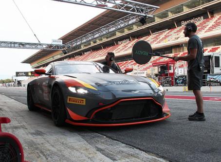 Team Virage inscreve um Aston Martin para Hunt e Jones