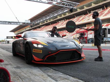 Team Virage inscribe un Aston Martin en Portimão para una dupla competitiva