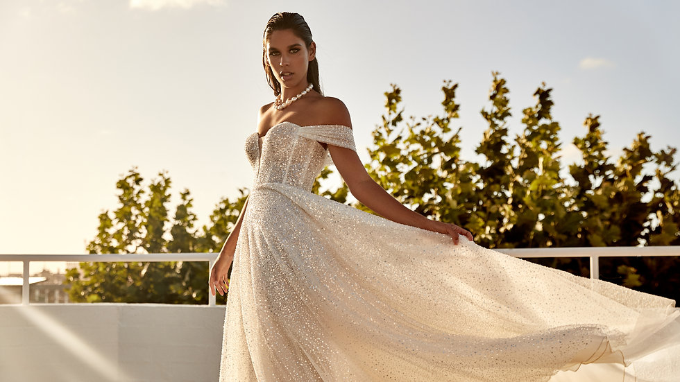 Australian Designer Zavana Couture Bridal
