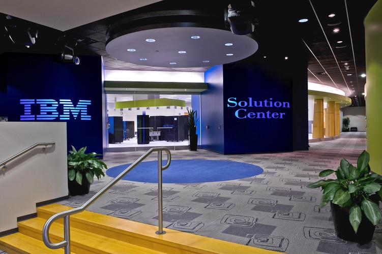 IBM Global Solution Center
