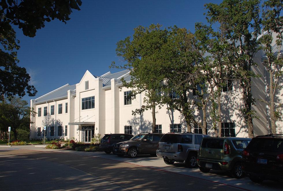 Whites Chapel – Admin Building