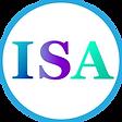 ISA Logo Stamp