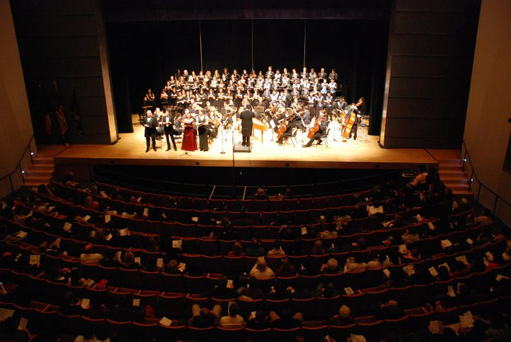 Soprano soloist - Astoria Symphony