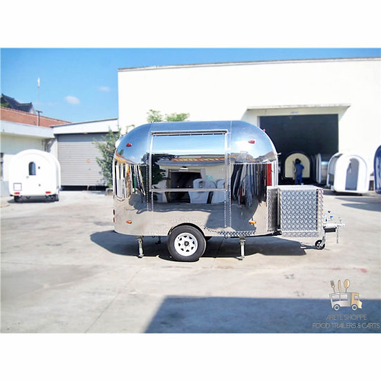 THE STREAMLINER® - 9.8 Ft. Vending Trailer