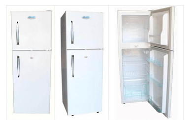 Standup fridge