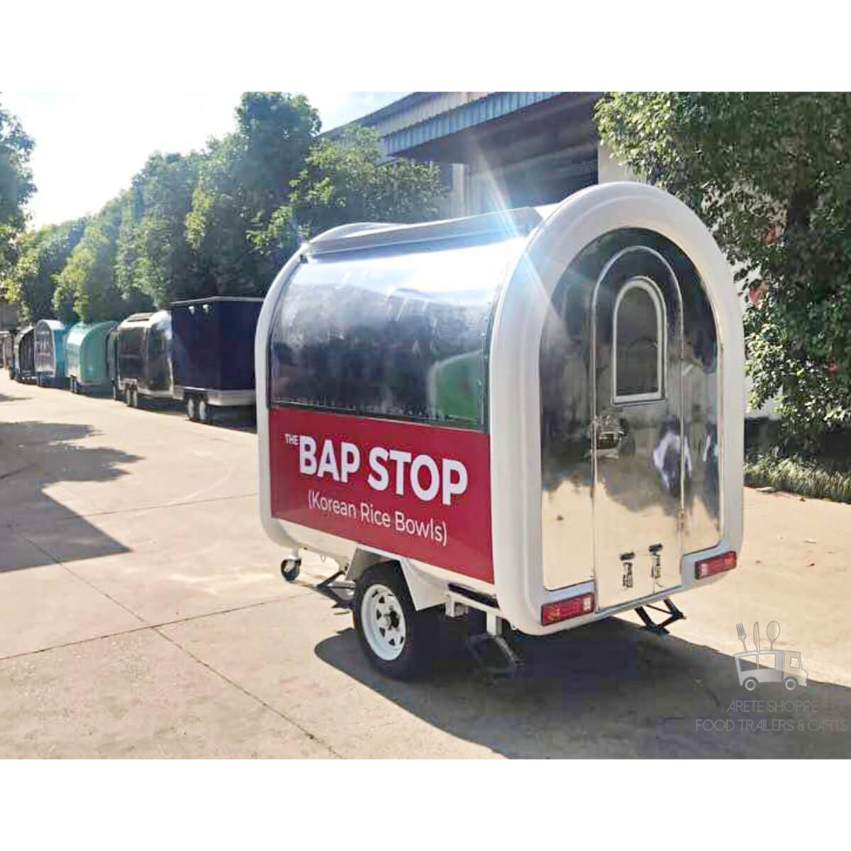 FOOD TRUCK TRAILERS FOR SALE