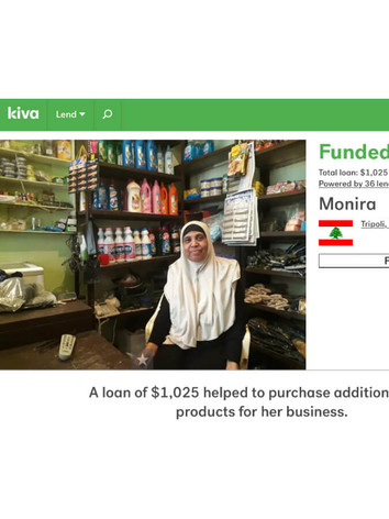 Food trailer for sale charity monira