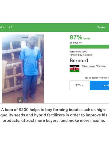 Food truck for sale charity bernard