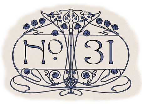 "UPDATE: Neues ""Altes"" Logo für No. 31 / We have a new ""old"" logo for No. 31"