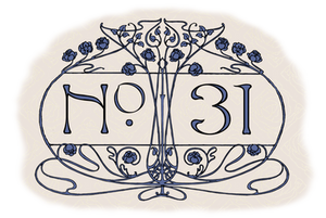 No. 31 - Bed & Breakfast im Rosengarten
