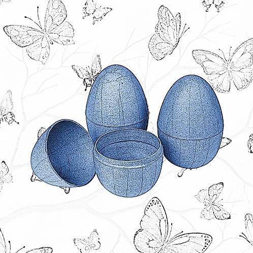 Überraschungsei groß: 3 Designs für 1 Glas