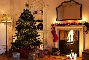 Weihnachtsbaum Englische Weihnachten Kapellen-Drusweiler No31