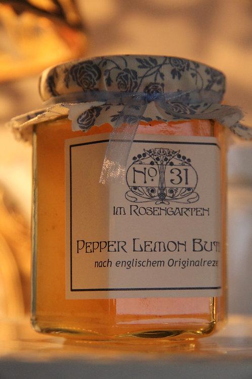 Pepper Lemon Butter