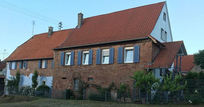 B&B No. 31 im Rosengarten, Obere Hauptstr. 31, 76889 Kapellen-Drusweiler, Südliche Weinstraße
