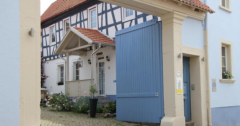 No. 31 im Rosengarten in Kapellen-Druswe