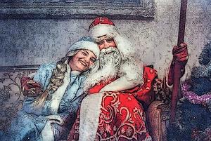 Russische Weihnacht Russian Christmas