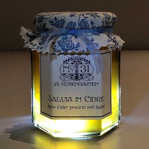 Salvia in Cidre