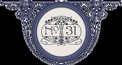 KreisSchnörkel gekürzt Logo blau rund No