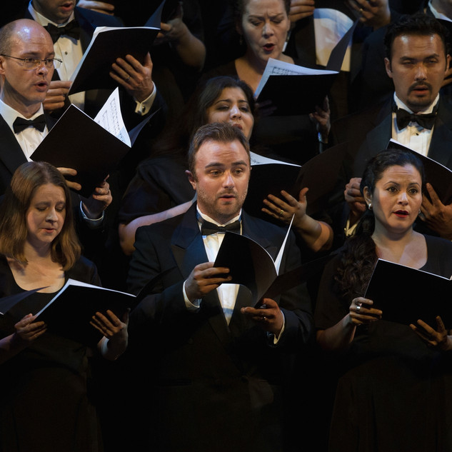 The Houston Grand Opera Chorus