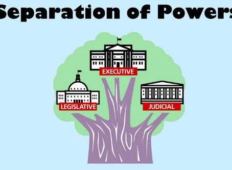 The Dilemma Of Separation Of Power