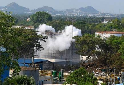 Vizag Gas Leak: A death Show, where it was hard to move out Alive