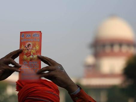 Ayodhya Judgement, A Win For Majoritarian Rule