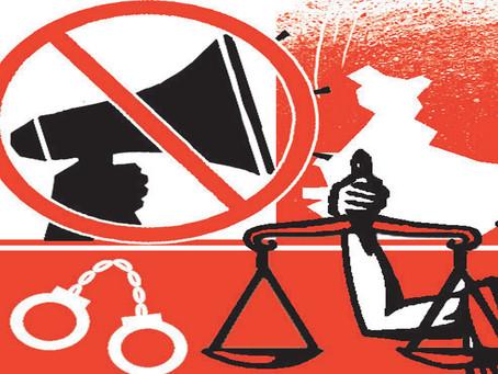 A Critical Analysis: Citizenship, Sedition & Freedom of Speech