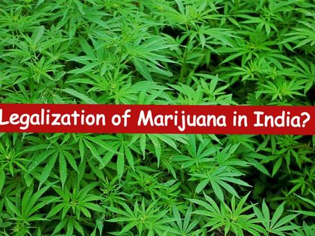 Legalisation of Marijuana: India v. The World