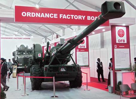 Corporatize Ordnance Factory Board: An Efficient Step
