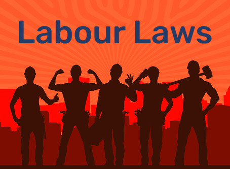 Constitutionality of suspension of labour laws especially ID Act: Government of UP