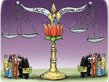 Uniform Civil Code: A dream yet to be Realised