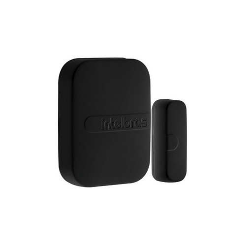Sensor de Abertura Magnético Sem Fio Xas Smart Black