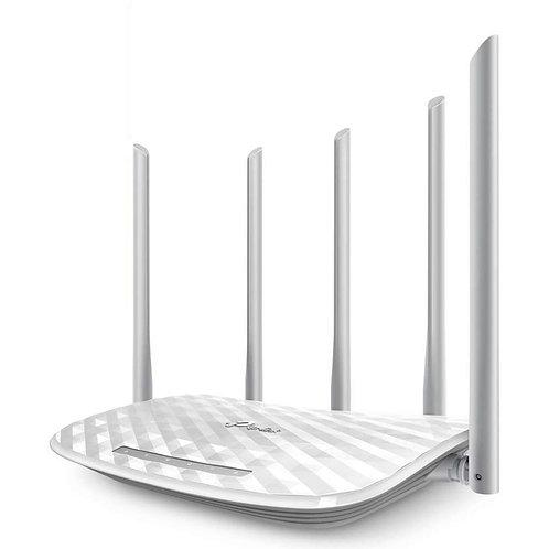 Roteador Tp-link Ac1200 Wifi Dual C50 1200mbps 4 Antenas