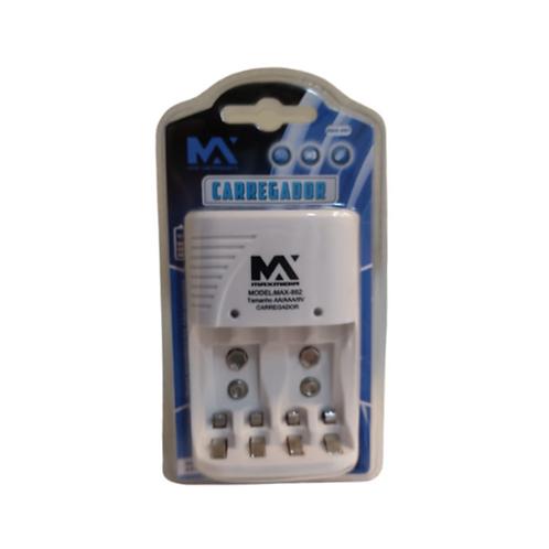 Carregador de Pilhas MAX-882