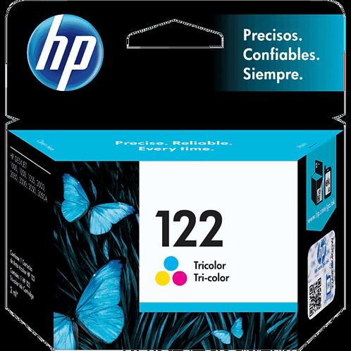 Cartucho Colorido HP 122