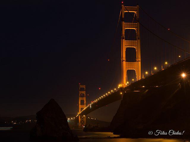 San Francisco at night continued