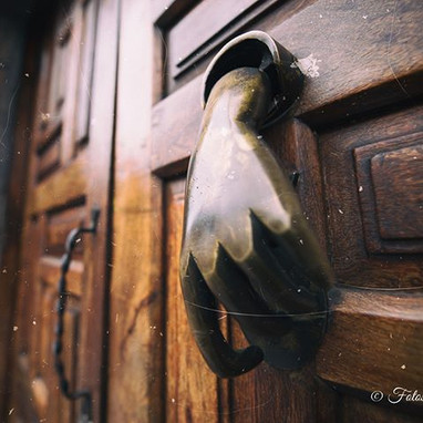 Another door knocker