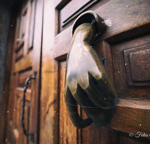 Another door knocker