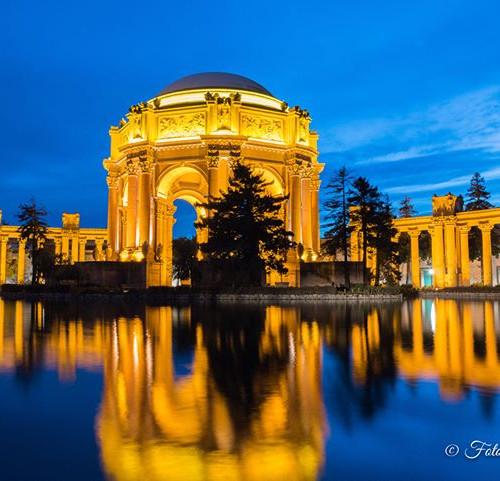 San Francisco's Center of Performing Arts