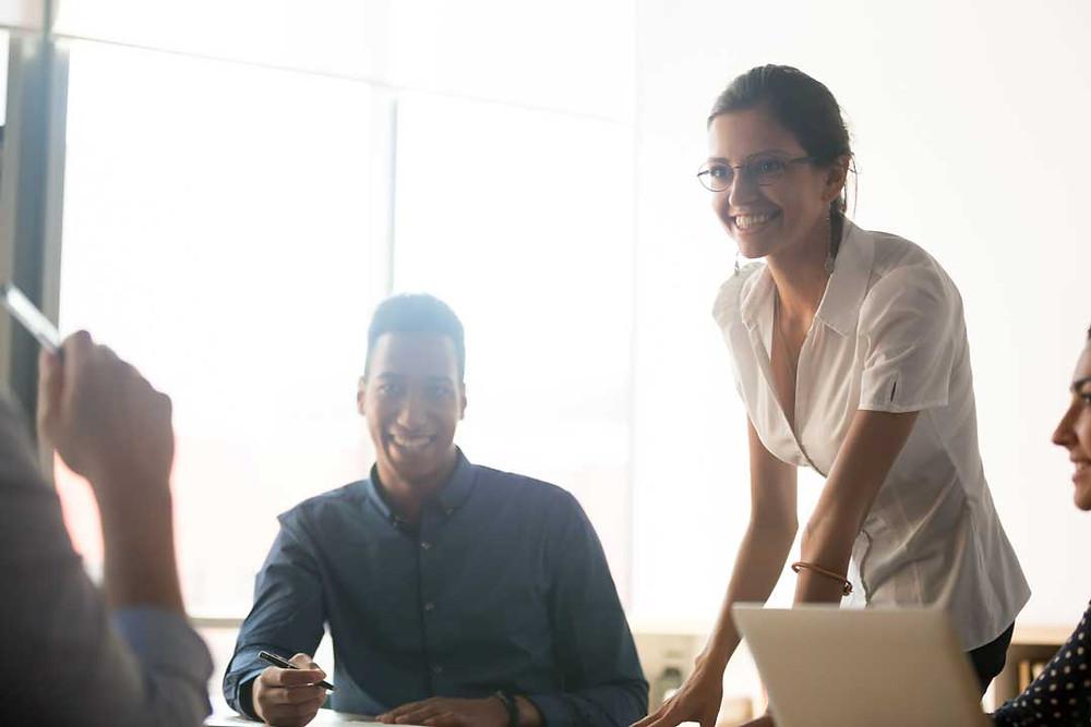 Digitala utbildningar för chefer, ledare och professionellt yrkesverksamma.