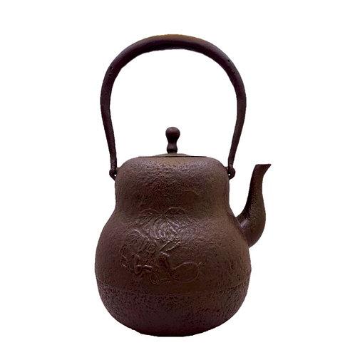 鉄瓶 瓢型瓢 1.4L