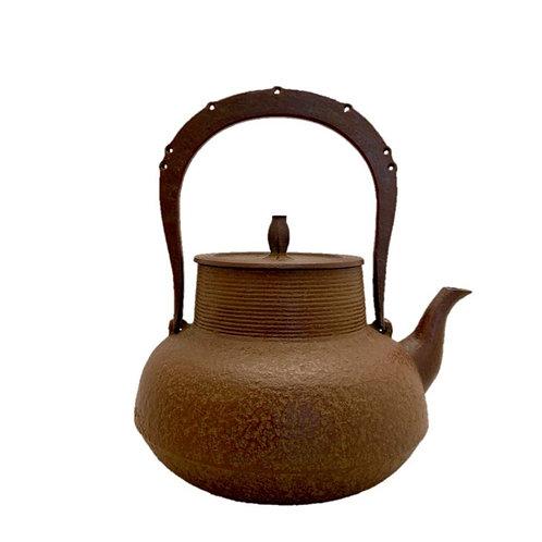 鉄瓶 長甑糸目 1.4L