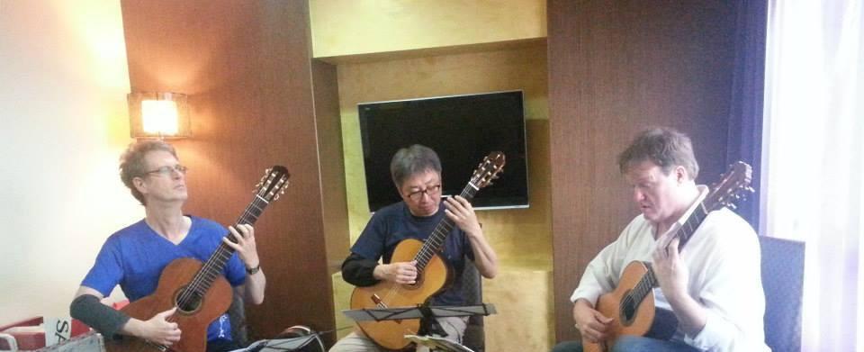 Taiwan International Guitar Festival, 2014